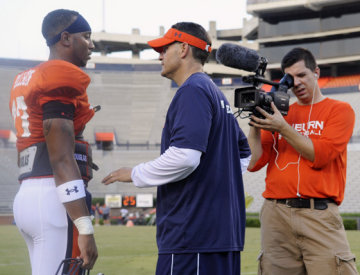 """Auburn Football: Every Day..."" will premiere this fall."
