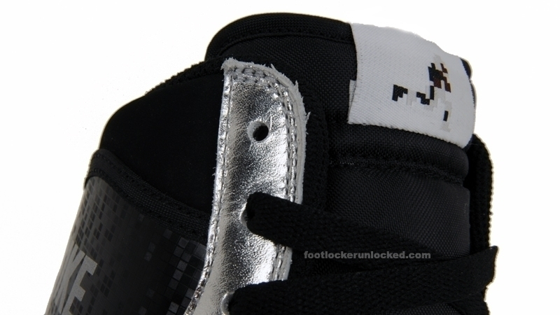 tecmo bo shoe close up