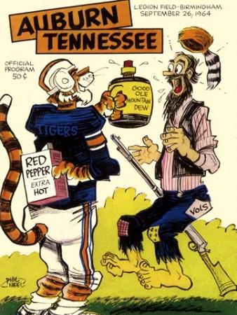 1964_Auburn_vs_Tennessee