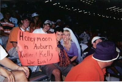 Auburn Honeymoon