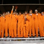 War Dang Eagle: College Kids Tailgate opts for school spirit over school spirits