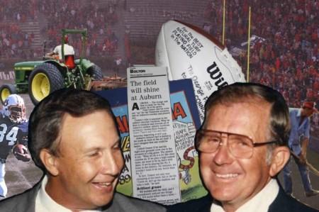 """The field will shine at Auburn."""