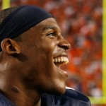 Cam Newton scales the wall of our hearts. Again.