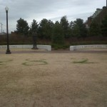 Ryegrass reminder of Iron Bowl score planted at Bryant-Denny