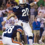 Acceptance Letters, Streaking, and Damon Duval: Auburn beats Florida, 2001