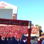 Ole Miss gives subliminal shout out to Auburn in national commercial