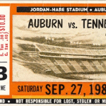 The History of Jordan-Hare Stadium — Part Two