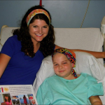 Auburn grad brings 'Sunshine' to childhood cancer victims