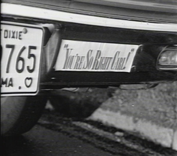 Bumper Stickers From The 70S