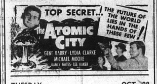Atomic City Rose of Cimarron