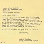 Dear President Nixon—Shug had a birthday, too!