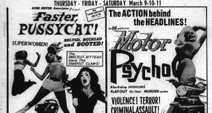 Bodda Getta Box Office: Russ Meyer Double Feature