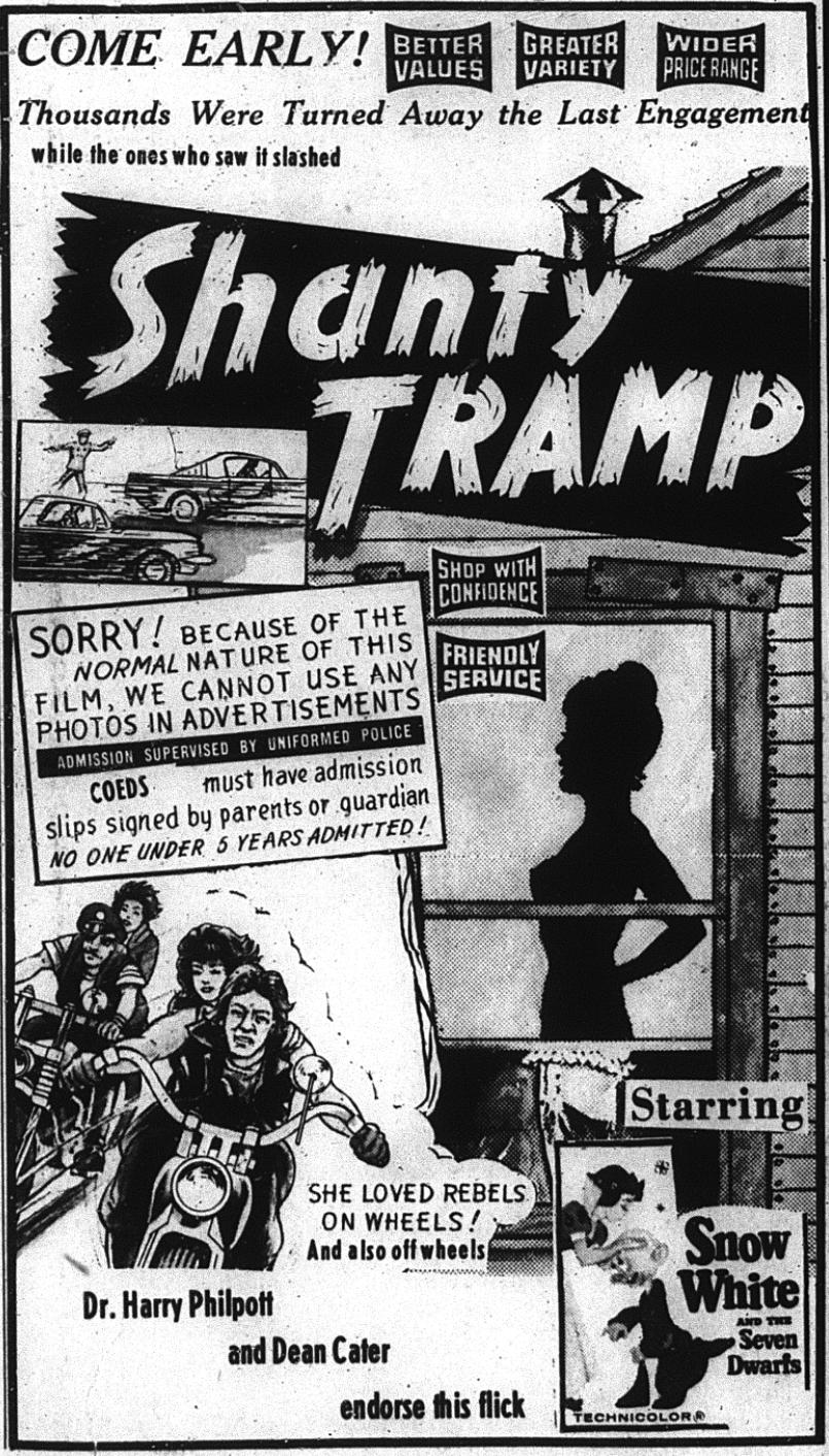 shanty tramp 69