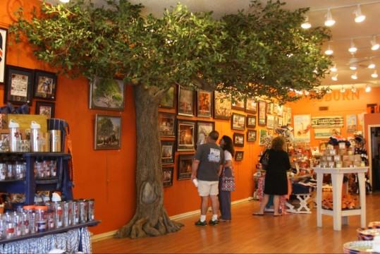 auburn art tree