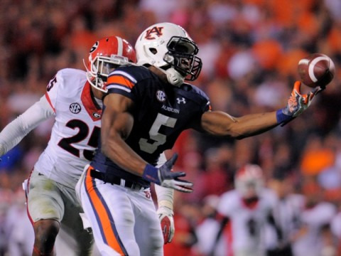 Shanna Lockwood's photo of the Miracle in Jordan-Hare shot for USA Today is THE photo of the Miracle, worthy of paintings, and the ceiling of the Sistine Chapel.