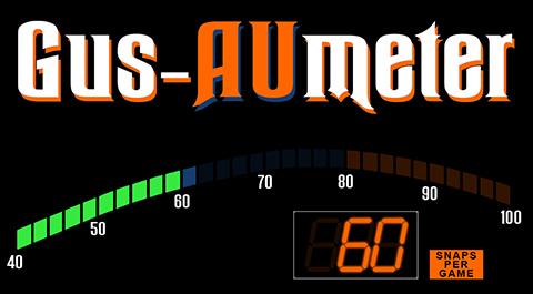 gusAUmeter 60