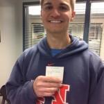 Auburn MBA student Casey Mikula one of 14 people to place preseason bets on Auburn to win the national championship, will get $10,000 when Auburn beats FSU