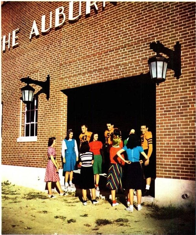 auburn stadium 1940