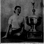 Loveliest of the Plains: Mary Moates, Trophy Girl