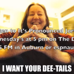 AluminiUm: The It's Pronounced Jordan interview with British Dee Ford (now Auburn Dee Ford) on The Drive