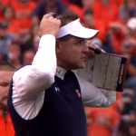 The 2013 Auburn SEC Championship Season tribute video that played at the A-Day Game