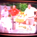 Pat Dye, Terry Bowden, Bobby Bowden, and Jimmy Rane star in the 1993 Osmose classic 'You're Kite About That, Roach'