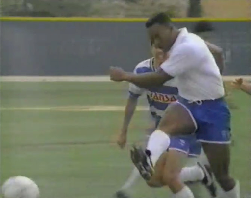 America didn't know that Bo knew soccer in 1989.