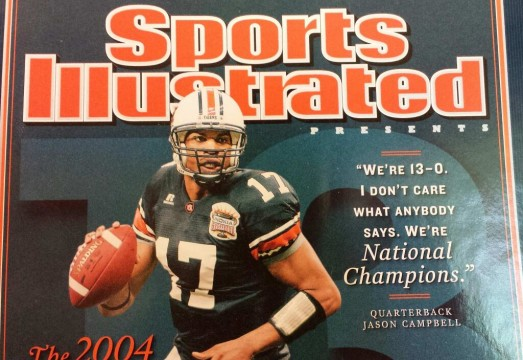 Jason Campbell National Champions.