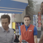 Cam Newton slaps Gatorade out of fan's hands for not sweating enough in new commercial