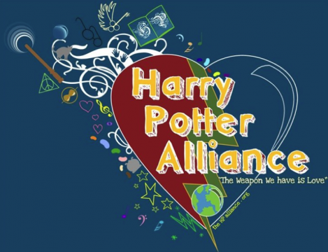 War Eaglus! The logo for the Harry Potter Alliance AUrors at Auburn.