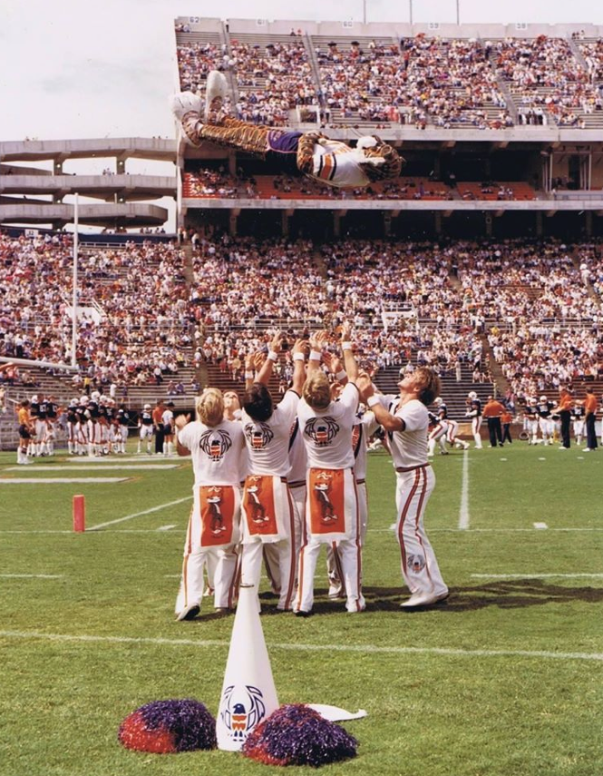More death defying in '79.
