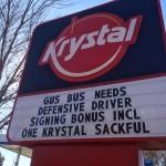 Auburn Krystal Marquee promises sackful signing bonus for new Auburn defensive coordinator