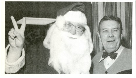 shug and david housel santa claus