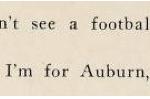That time Auburn students burned a Toomer's oak