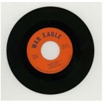 'Scared of Auburn and the Big Veer T': 45 RPM record paid tribute to Auburn's 1974 offense