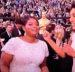 Octavia Spencer says &#8220;War Eagle&#8221; on Oscar red carpet