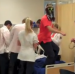 The Auburn University School of Nursing does the &#8216;Harlem Shake&#8217;