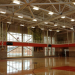 More shots from inside AU's new Recreation and Wellness Center: Basketball Court Edition