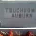 Jim Fyffe&#8217;s &#8216;Touchdown Auburn&#8217; tombstone