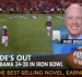 'Men kissing in the booth': Rod Bramblett's radio call of the final play of the Iron Bowl gets five minutes on 'Fox & Friends'