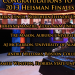Auburn's Tre Mason named Heisman Trophy finalist, issues statement