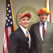 Alabama fan Senator makes good on Iron Bowl bet by wearing wacky Auburn hat