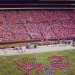 Jordan-Hare Stadium used in Twitter ad for 'The Amazing Spider-Man 2′