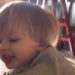 'War DAMN Eagle': The adult version of the AU battle cry is the only version for this two-year-old Auburn fan