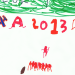 Chris Davis' moment of Iron Bowl glory captured in drawing by six-year-old boy named Davis