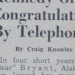 1961: Bama wins its first national championship four years after Auburn won its first national championship