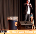 B.J. Novak tricked Auburn students into shouting 'We love you John Krasinski'… for a message on Rainn Wilson's voicemail