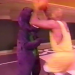 VIDEO: Charles Barkley vs. Barney the Dinosaur on 1993 episode of 'Saturday Night Live'