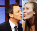 Auburn grad shares split screen kiss with 'Late Night' lover Seth Meyers