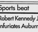 That time Robert F. Kennedy Jr. told Bama students he hated Auburn, then wore an Auburn shirt to apologize